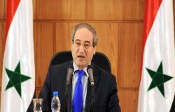 الأسد يصدر مرسوما بتسمية وزير جديد للخارجية خلفا للراحل وليد المعلم