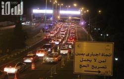 """فتح طريق """"الهدا"""" بالطائف بعد إغلاق استمر ساعات"""