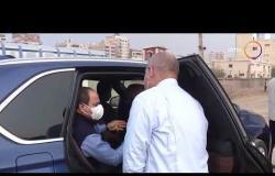 8 الصبح - الرئيس السيسي يتفقد معجلات الانجاز بمشروعات تطوير الطرق في القاهرة