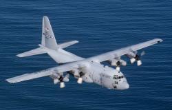 روسيا تعترض طائرة تجسس أمريكية فوق البحر الأسود