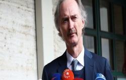 بيدرسون: اجتماعات اللجنة الدستورية الرابعة في جنيف الاثنين