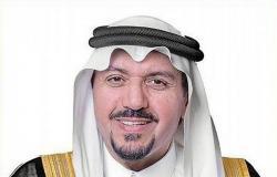 """""""فيصل بن مشعل"""" يشكر ولي العهد على ترميم وتطوير 4 مساجد تاريخية بالقصيم"""