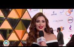 مهرجان القاهرة السينمائي - الفنانة نسرين طافش في لقاء خاص ضمن فعاليات مهرجان القاهرة السينمائي