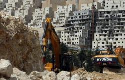الرئاسة الفلسطينية تدين اعتزام بناء إسرائيل 800 وحدة استيطانية جديدة