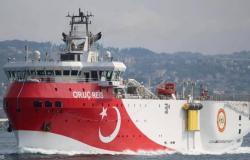 """تركيا واليونان تعلنان استئناف """"مباحثات التنقيب"""" شرقي المتوسط"""