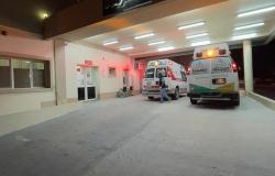 """إنقاذ مصابي حوادث متزامنة على طريق """"الطائف - الرياض"""""""