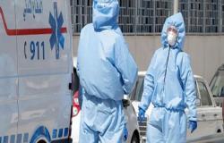 تسجيل 808 اصابة جديدة بفيروس كورونا و 14 وفاة في الاردن