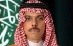 اتفاق سعودي أردني على ضرورة التوصل لحلٍ عادلٍ للقضية الفلسطينية واستئناف مفاوضات السلام