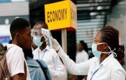 إفريقيا.. ارتفاع حالات الإصابة بكورونا إلى 3207639 و77684 حالة وفاة