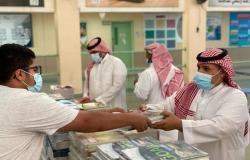 انطلاق أكثر من 700 طالب وطالبة في مدارس جدة