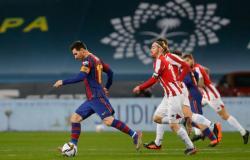 بيلباو يُتوَّج بكأس السوبر الإسباني للمرة الثالثة في تاريخه على حساب برشلونة