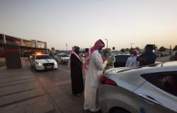 """""""موارد الرياض"""" تضبط عمالة بمعرفات سعودية بأحد تطبيقات تأجير المركبات"""