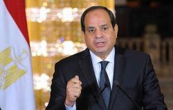 الرئيس المصري يعلن بدء حملة التطعيم ضد فيروس كورونا.. غدًا