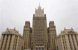 """""""الخارجية الروسية"""" تتهم السفارة الأمريكية في موسكو بالتدخل في الشؤون الداخلية"""