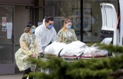 الولايات المتحدة.. 171,844 إصابة جديدة بكورونا و3,414 وفاة