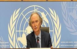 بيدرسون يؤكد على الحاجة لتعاون دولي لحل النزاع في سوريا