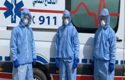 تسجيل 845 اصابة جديدة بفيروس كورونا و 15 حالة وفاة في الاردن