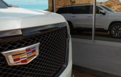 """بالصور.. """"الجميح للسيارات"""" تدشِّن سيارة إسكاليد 2021"""