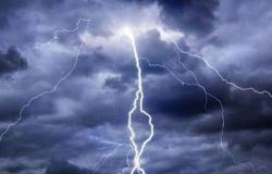 """""""الأرصاد"""": أمطار رعدية وزخات من البرد على تبوك والجوف والشمالية وحائل والمدينة"""