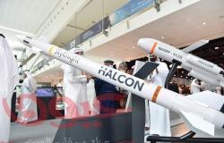 """""""هالكن"""" تكشف عن أول صاروخ دفاع جوي إماراتي"""