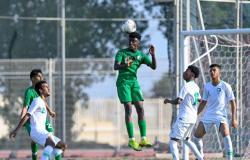 المنتخب السعودي تحت 20 عامًا يختتم معسكر جازان بمناورة بين الفريقين الأبيض والأخضر