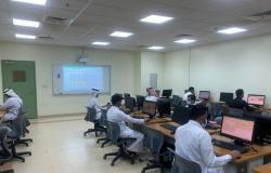 """""""تقنية صامطة"""" تدرب 30 موظفًا من منسوبي البلدية على تطبيقات الحاسب الآلي"""