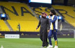"""رئيس نادي النصر يفتح النار على الانضباط """"تمخض الجبل فولد فأراً"""""""