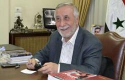وفاة السفير السوري السابق في الأردن بهجت سليمان