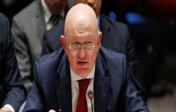 نيبينزيا: لا أساس للحفاظ على آلية نقل المساعدات عبر الحدود إلى سوريا