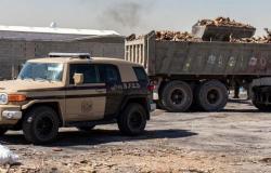 """""""الأمن البيئي"""" يضبط 10 مخالفين لنظام البيئة في الرياض"""