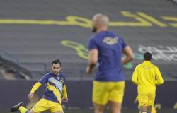 """النصر يفتح ملف مواجهة الاتفاق .. و""""هورفات"""" يطلع على تقرير المصابين"""