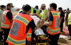"""""""هلال جدة"""" يباشر 12721 بلاغاً لحوادث وحالات مرضية خلال فبراير"""