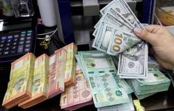 العملة اللبنانية تهوي إلى مستوى قياسي جديد.. الدولار بـ 10 آلاف ليرة