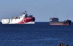 مصدر: مصر منفتحة على خيار ترسيم الحدود البحرية مع تركيا