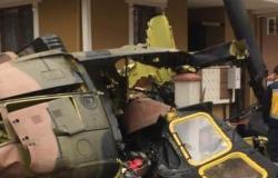 """""""الدفاع التركية"""": مصرع 9 وإصابة 4 آخرين إثر تحطم مروحية عسكرية"""