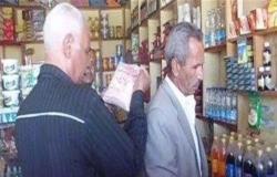 حملات تموينية مكبرة على المحال التجارية في أسوان