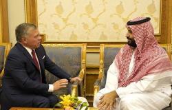 الملك عبدالله الثاني يزور السعودية قريبا