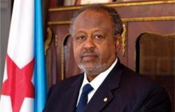 الرئيس الجيبوتي يدين الاعتداءات التي طالت الميناء والحي السكني برأس تنورة