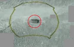 """بالفيديو.. تدمير دفاع جوي معادي من نوع """"سام-٦"""" يتبع للمليشيا الحوثية في مأرب"""