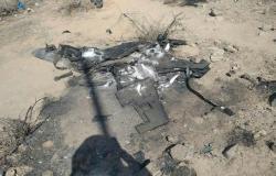 مقتل وإصابة 8 جنود يمنيين في قصف حوثي بطائرة مسيرة جنوب تعز