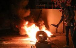 تواصل الاحتجاجات في لبنان لليوم السادس على التوالي .. بالفيديو