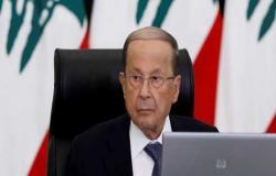 الرئاسة اللبنانية: قطع الطرقات عمل تخريبى يهدف لضرب الاستقرار