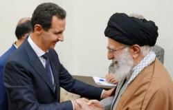 """إيران قلقة على مصير الأسد وتوفد """"حزب الله"""" إلى موسكو"""