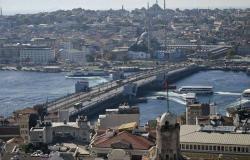 بالفيديو تركي يطعن زوجته عدة طعنات في شارع عام بإسطنبول