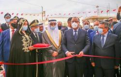 """تجسيداً للعلاقات المتميزة..حفل بمناسبة إنجاز مشروع """"سكن الرياض بالقيروان"""" بدعم من السعودية"""