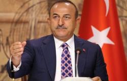 وزير الخارجية التركي يتحدث عن مرحلة جديدة مع مصر: زيارات متبادلة قريباً
