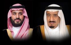 القيادة تُعَزي السيسي في ضحايا حادث قطار محافظة القليوبية