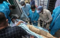 حدث بالهند.. مقتل 13 في حريق شبّ بمستشفى يعالج مرضى كورونا