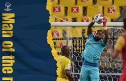 وليد عبدالله رجل مباراة النصر فولاد خوزستان الإيراني