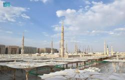 طريق المشاة بين المسجد النبوي ومسجد قباء.. متنفسٌ للساكنين وبيئة جاذبة للزائرين